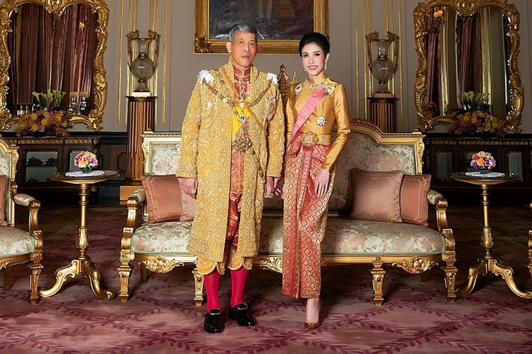 Here are the worlds 10 richest royals in the world