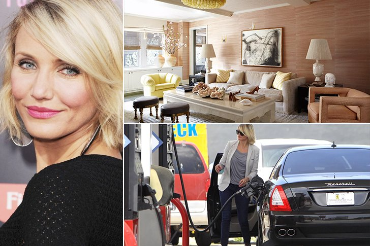 Celebrity Net Worth – How Rich Are Your Favorite ...Cameron Diaz Net Worth 2020